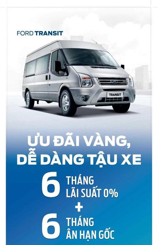 Trả Gióp Xe Ford transit